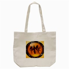 Maps Egypt Tote Bag (Cream)