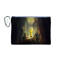 Little Nightmares Canvas Cosmetic Bag (M)