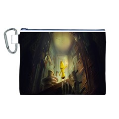 Little Nightmares Canvas Cosmetic Bag (L)