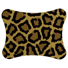 Leopard Jigsaw Puzzle Photo Stand (Bow)