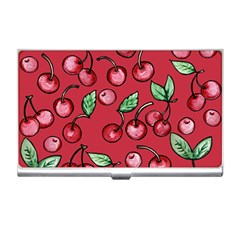 Cherry Cherries For Spring Business Card Holders