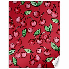 Cherry Cherries For Spring Canvas 18  X 24