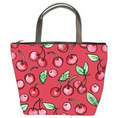 Cherry Cherries For Spring Bucket Bags