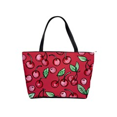 Cherry Cherries For Spring Shoulder Handbags