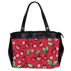 Cherry Cherries For Spring Office Handbags (2 Sides)