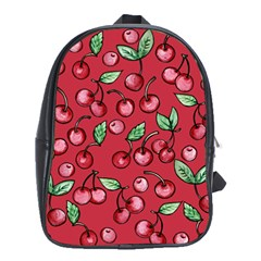 Cherry Cherries For Spring School Bags (XL)