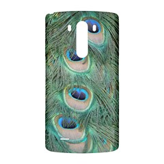 Peacock Feathers Macro LG G3 Back Case