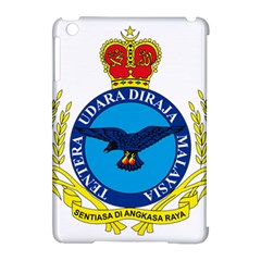 Crest Of Royal Malaysian Air Force Apple Ipad Mini Hardshell Case (compatible With Smart Cover)
