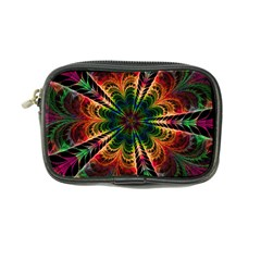 Kaleidoscope Patterns Colors Coin Purse