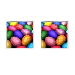 Easter Egg Cufflinks (square)