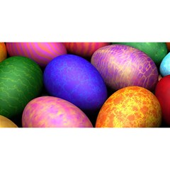 Easter Egg You Are Invited 3d Greeting Card (8x4)