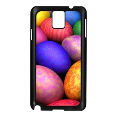 Easter Egg Samsung Galaxy Note 3 N9005 Case (black)