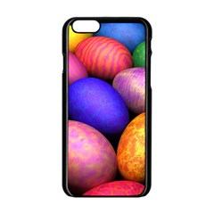 Easter Egg Apple Iphone 6/6s Black Enamel Case