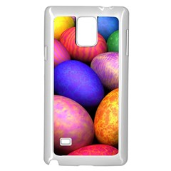 Easter Egg Samsung Galaxy Note 4 Case (white)