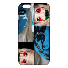 Holliwood Face Painting Iphone 6 Plus/6s Plus Tpu Case