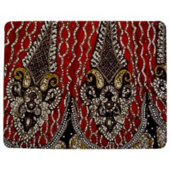 Indian Traditional Art Pattern Jigsaw Puzzle Photo Stand (Rectangular)