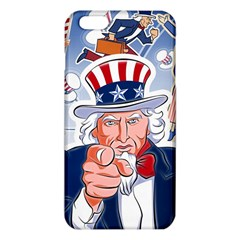 Independence Day United States Of America iPhone 6 Plus/6S Plus TPU Case