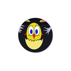 Chicken Golf Ball Marker (10 pack)