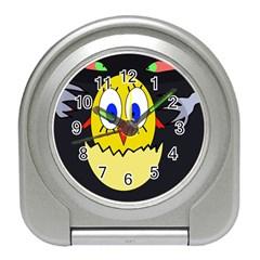 Chicken Travel Alarm Clocks