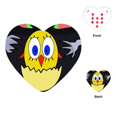 Chicken Playing Cards (Heart)
