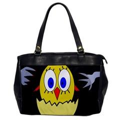 Chicken Office Handbags