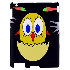 Chicken Apple iPad 2 Hardshell Case