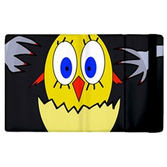 Chicken Apple iPad 2 Flip Case