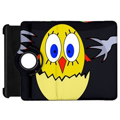 Chicken Kindle Fire HD Flip 360 Case