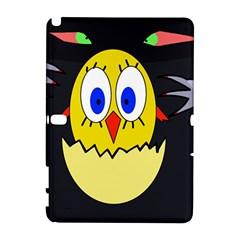 Chicken Samsung Galaxy Note 10.1 (P600) Hardshell Case