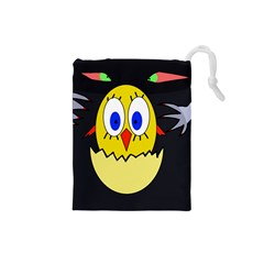 Chicken Drawstring Pouches (Small)