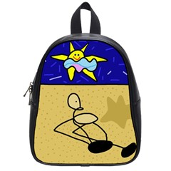 Sunbathing School Bags (Small)