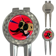 Mr Fly 3-in-1 Golf Divots