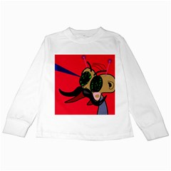 Mr Fly Kids Long Sleeve T-Shirts