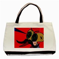 Mr Fly Basic Tote Bag