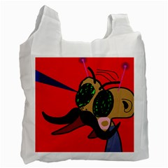 Mr Fly Recycle Bag (Two Side)