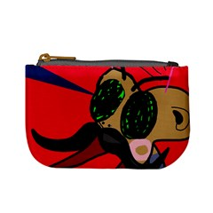 Mr Fly Mini Coin Purses