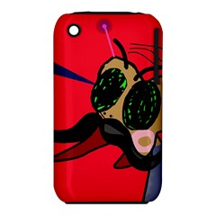 Mr Fly Apple iPhone 3G/3GS Hardshell Case (PC+Silicone)