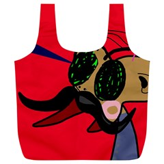 Mr Fly Full Print Recycle Bags (L)