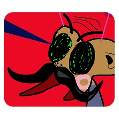 Mr Fly Double Sided Flano Blanket (Small)