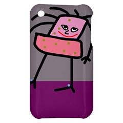 Sponge girl Apple iPhone 3G/3GS Hardshell Case