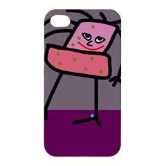 Sponge girl Apple iPhone 4/4S Premium Hardshell Case