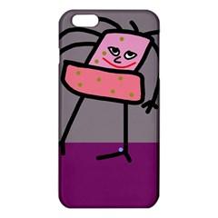 Sponge girl iPhone 6 Plus/6S Plus TPU Case
