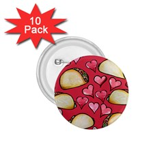 Taco Tuesday Lover Tacos 1.75  Buttons (10 pack)