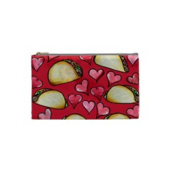 Taco Tuesday Lover Tacos Cosmetic Bag (Small)