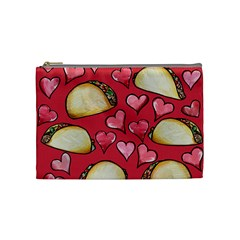 Taco Tuesday Lover Tacos Cosmetic Bag (Medium)