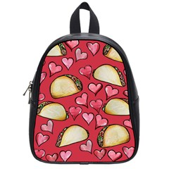 Taco Tuesday Lover Tacos School Bags (Small)