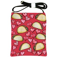 Taco Tuesday Lover Tacos Shoulder Sling Bags