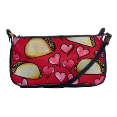 Taco Tuesday Lover Tacos Shoulder Clutch Bags