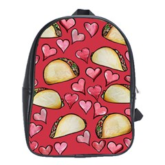 Taco Tuesday Lover Tacos School Bags (xl)