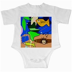 Aquarium  Infant Creepers